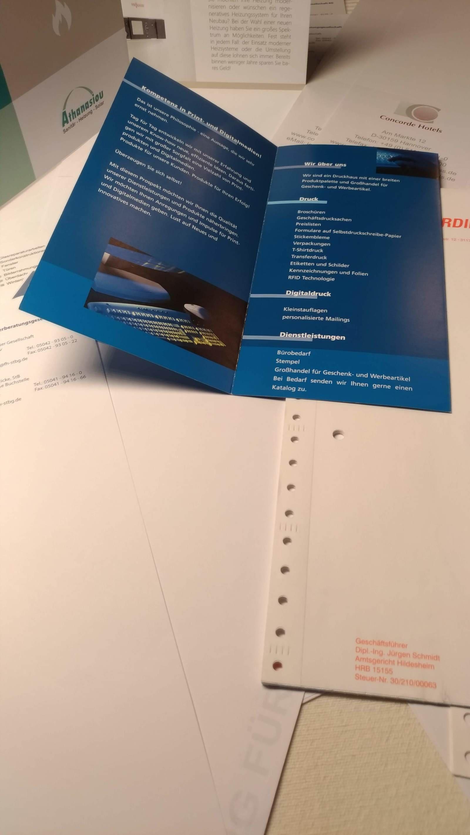 Ihr Briefpapier Mit Design Hier Kaufen 05041 770255